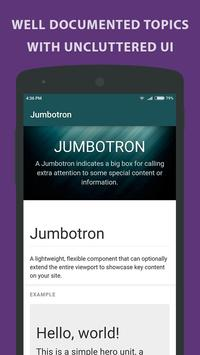 Learning Bootstrap screenshot 5