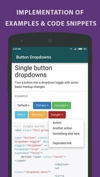 Learning Bootstrap screenshot 6