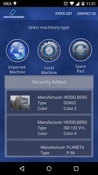 MachinesDealer poster