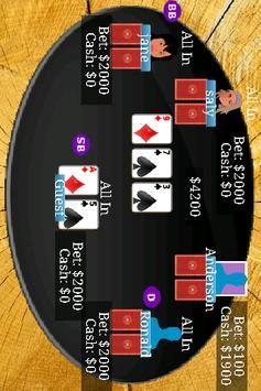 Poker Texas Holdem 50K Free poster
