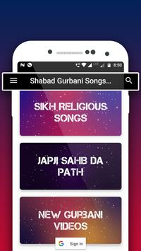 Shabad Gurbani Songs, Kirtan, Path & Nitnem スクリーンショット 6