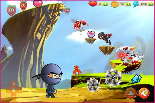 Free Shadow Fight Battle Ninja screenshot 5