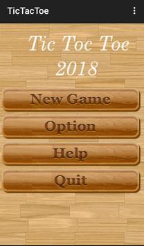 Tic Toc Toe 2018 apk screenshot