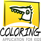 Coloring Aplication For Kids icon