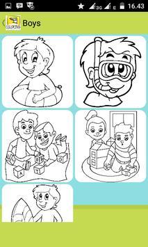 Coloring Aplication For Kids screenshot 3