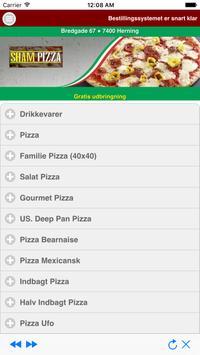 Sham Pizza Herning poster