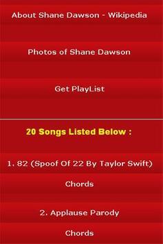 All Songs of Shane Dawson screenshot 2