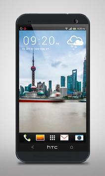 Shanghai Megapolis LiveWP poster