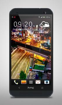 Shanghai Megapolis LiveWP screenshot 2