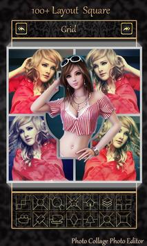 Shape Photo Collage Editor poster