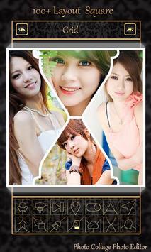 Shape Photo Collage Editor screenshot 1