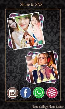 Shape Photo Collage Editor screenshot 7