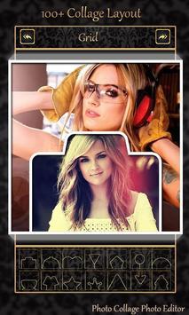 Shape Photo Collage Editor screenshot 4