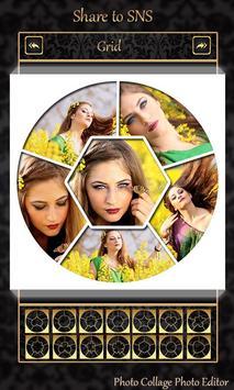 Shape Photo Collage Editor screenshot 6
