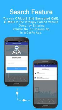 WCarPs - Vehicle Identifier & Theft Solution apk screenshot