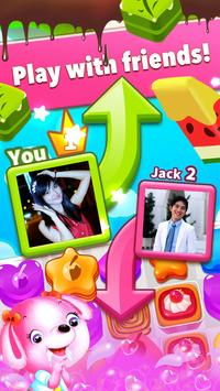 Candy Jelly Star apk screenshot