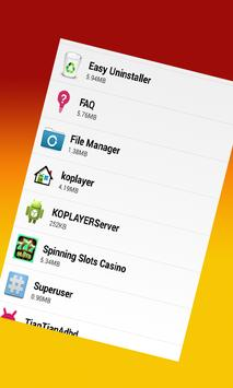 Share Apps, Share Applications APK, Uninstaller poster