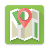 My Location - See and share your GPS coordinates icon