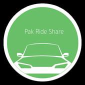 Pak Ride Share icon
