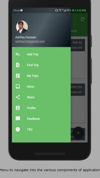 Pak Ride Share apk screenshot