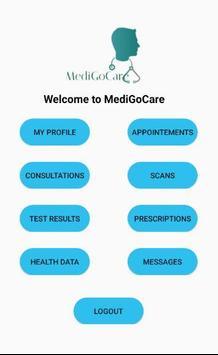 MediGoCareTestingApp2 poster