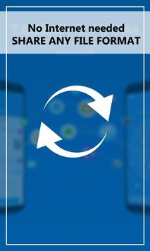 Share it file transfer Tips apk screenshot