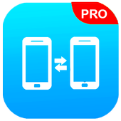 Data Smart Switch & data transfer icon