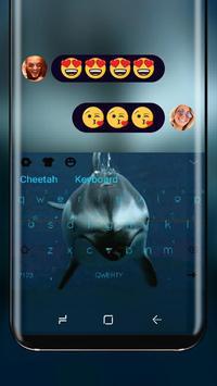 Shark Keyboard Theme poster
