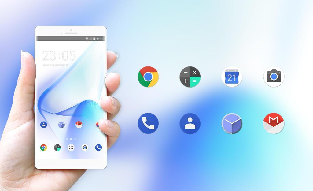 Theme for Sharp Aquos R for Android - APK Download