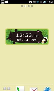 へそてんMOSHINEKO時計 apk screenshot