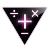 「TRI SPACE」CALCULATOR icon