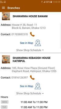 Shawarma House apk screenshot