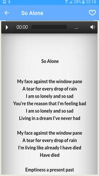 Anna Blue Songs screenshot 3