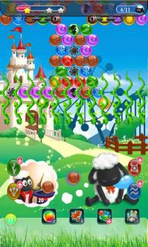 Sheep Pop - Free Bubble Shooter Game poster