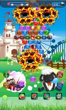 Sheep Pop - Free Bubble Shooter Game screenshot 1