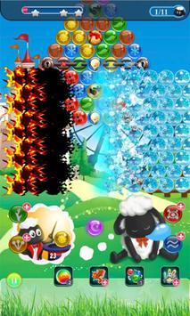 Sheep Pop - Free Bubble Shooter Game screenshot 2