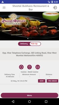 Sheetal Bukhara Restaurant & Bar screenshot 2