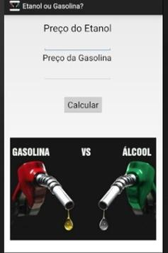 Etanol ou Gasolina? poster
