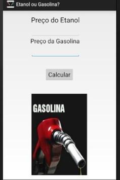 Etanol ou Gasolina? screenshot 2