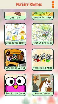 Nursery Rhymes screenshot 3