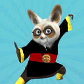 Shifu Run Kungfu Panda icon