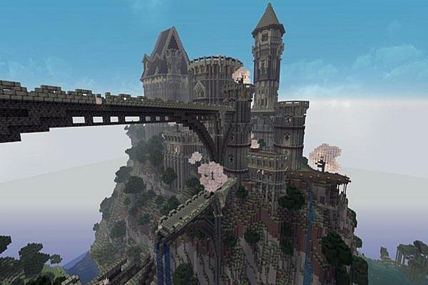 Castle Ruins map for MCPE for Android - APK Download on fortress building in minecraft, castle minecraft map 1 6 4, castle minecraft castle by jerry, castle floor plans for minecraft, castle base minecraft map, castle layouts for minecraft,