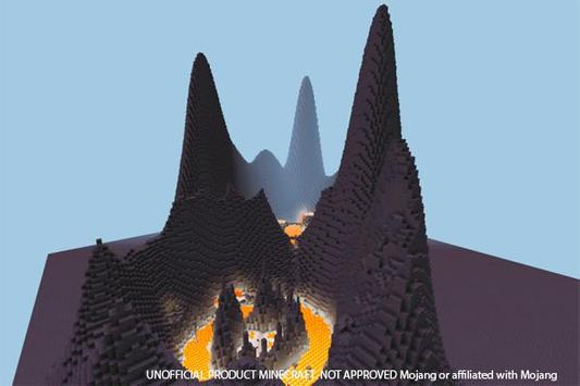 Volcanic Parkour map for MCPE for Android - APK Download