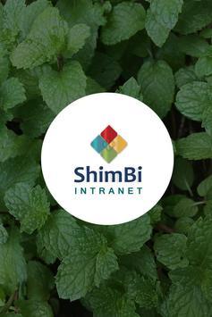 ShimBi Labs Intranet poster