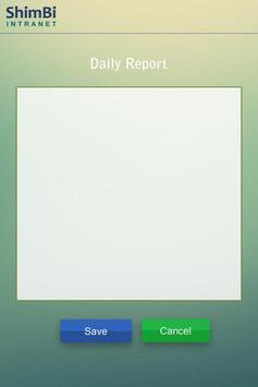 Intranet apk screenshot