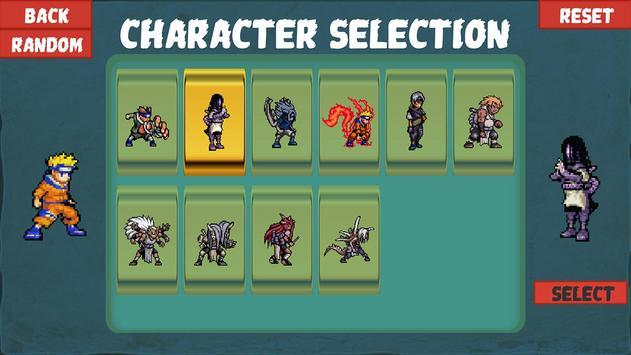Shinobi Ninja Battle screenshot 9