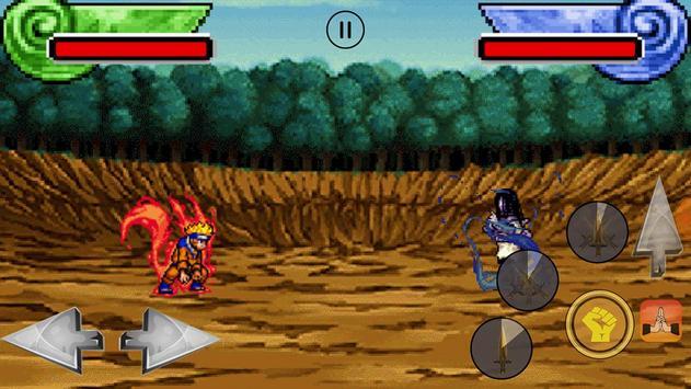 Shinobi Ninja Battle screenshot 13