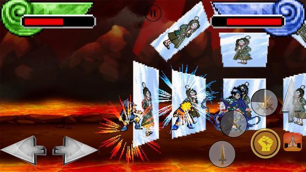 Shinobi Ninja Battle screenshot 12