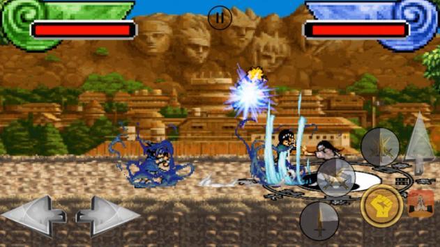 Shinobi Ninja Battle screenshot 16