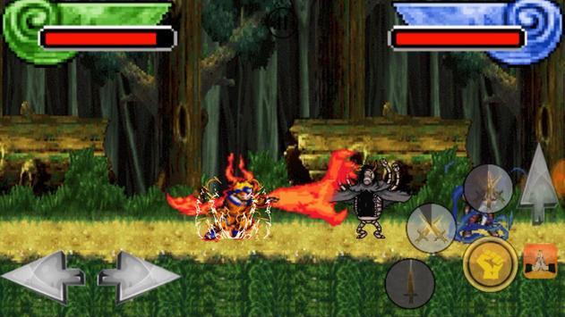 Shinobi Ninja Battle screenshot 2